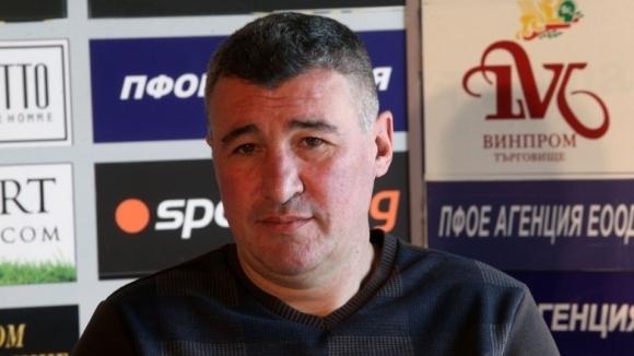 Помощник-треньорът на Арда (Кърджали) и легенда на българския футбол -