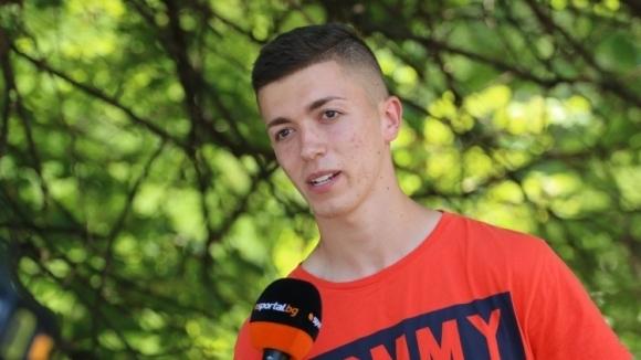 Българският атакуващ полузащитник ще продължи кариерата си в Италия. 19-годишният