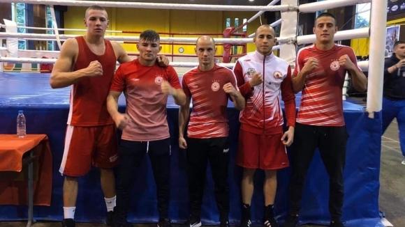 Боксов клуб ЦСКА спечели отборната титла на държавното лично и