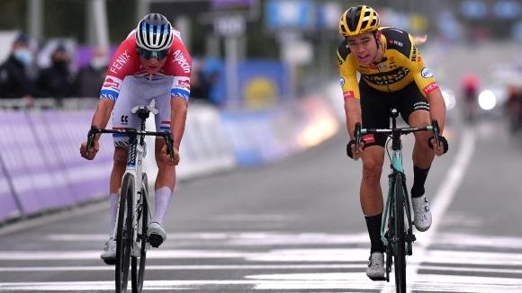 Холандецът Матю ван дер Пул от отбора на