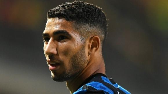 Халф-бекът на Интер Ашраф Хакими стана поредният играч на отбора,