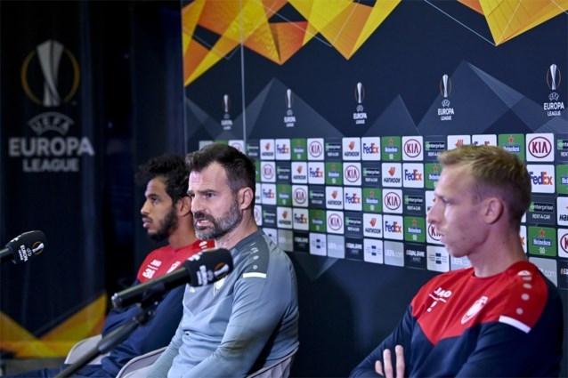 Антверп стартира кампанията си в Лига Европа утре с мач