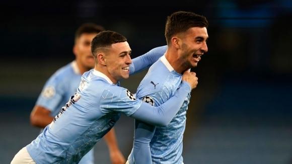 Манчестър Сити стартира успешно новия сезон в Шампионската лига, след