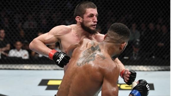 25-годишният чеченец Зелим Имадаев вече не е боец на UFC.
