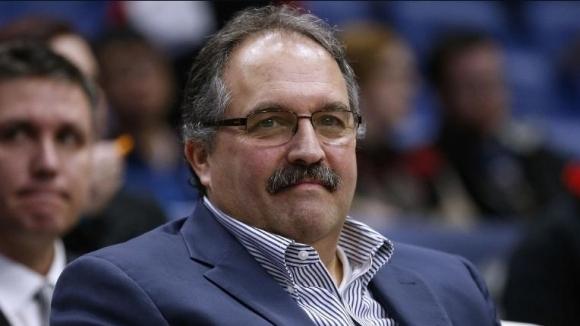 Отборът от НБА Ню Орлиънс назначи за старши треньор Стан