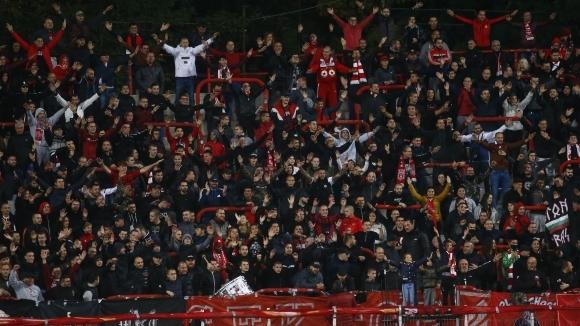 Билети за ЦСКА-София - Клуж ще се продават до 20.00