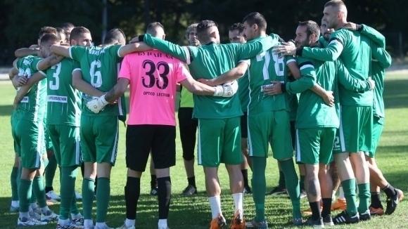 Старши треньорът на Оборище (Панагюрище) Георги Иванов призна, че разликата