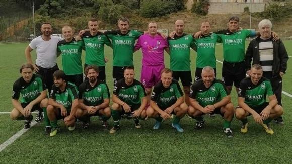 Ветераните на Пирин (Благоевград) победиха с 2:0 Марек в среща