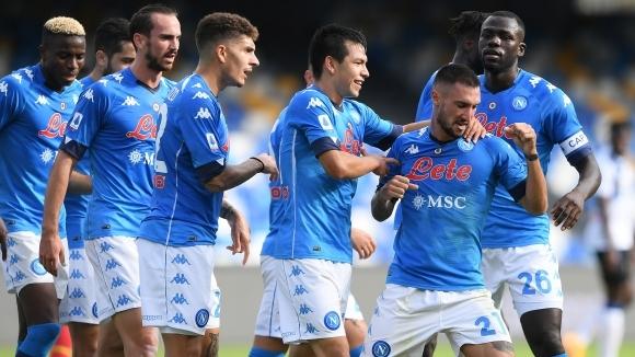 Старши треньорът на Наполи Дженаро Гатузо е посъветвал играчите си