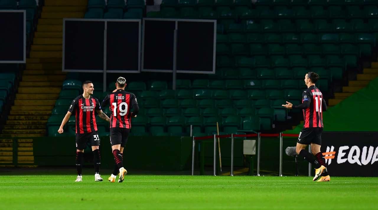 Шотландският гранд Селтик посреща Милан в едно от дербитата на