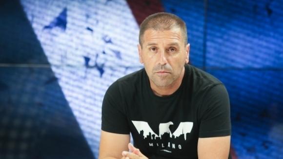 Наставникът на Кюстендил Николай Николов коментира представянето на своя тим