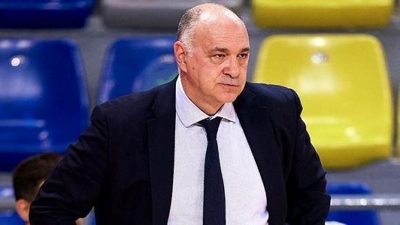 Старши треньорът на баскетболния Реал Мадрид Пабло Ласо призна превъзходството