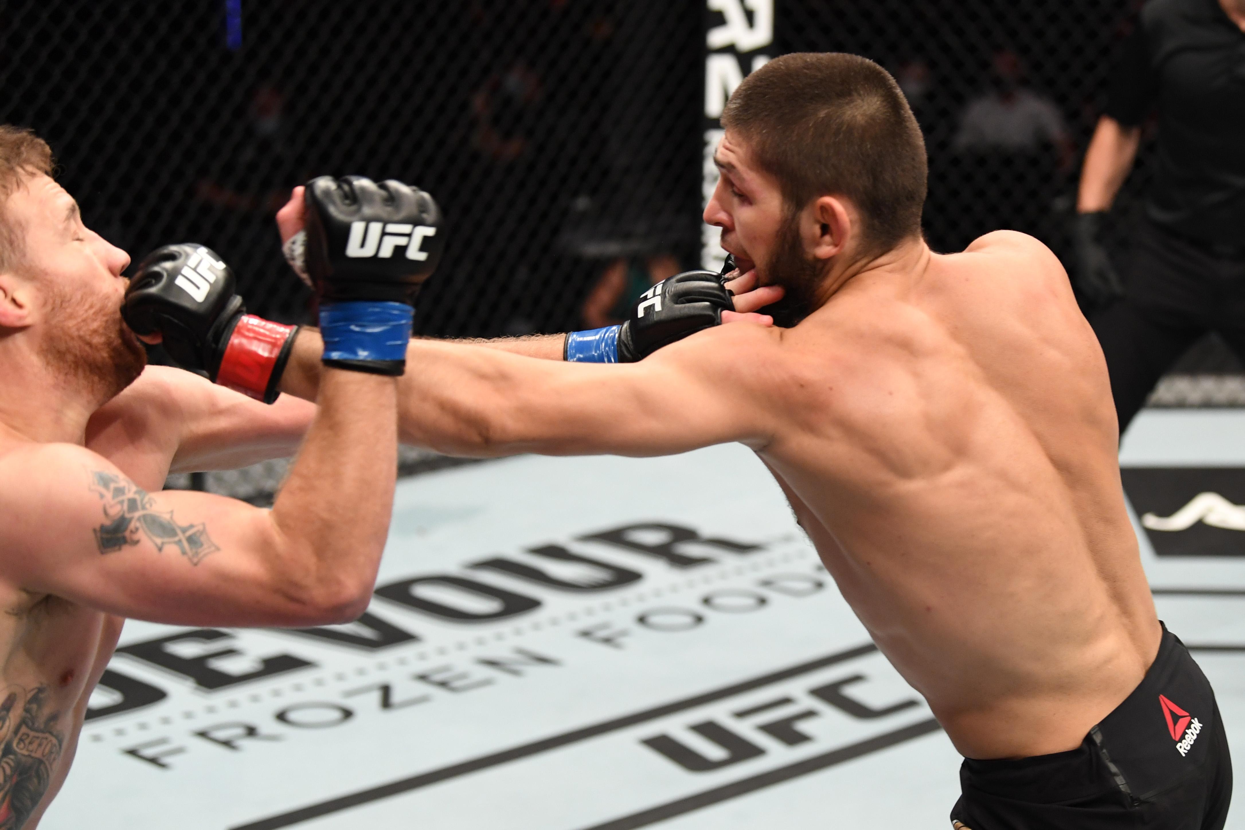 Любопитен факт беше разкрит след снощната голяма галавечер UFC 254.