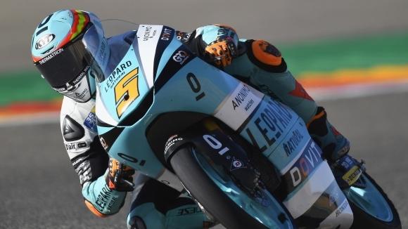 Джауме Масия (Leopard Racing Honda) спечели втора поредна победа в