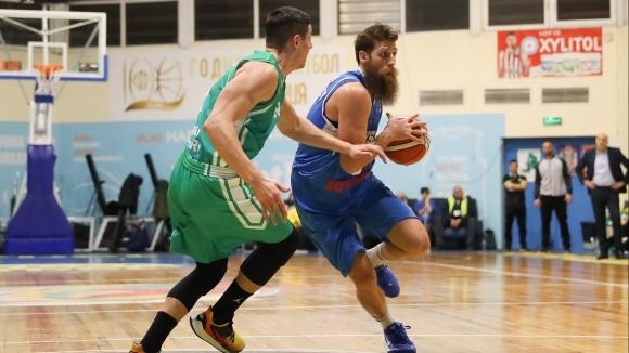 Баскетболистът на Левски Лукойл Чавдар Костов даде интервю за Sportal.bg,