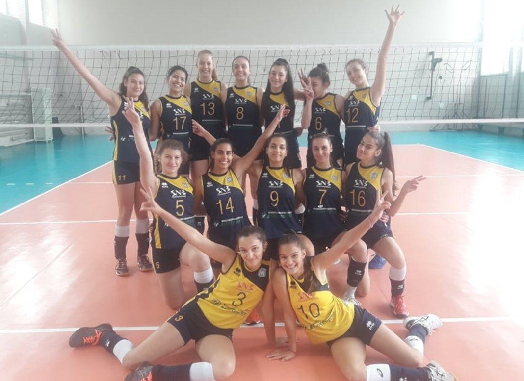 Момичетата до 15 години на Марица (Пловдив) спечелиха квалификационния турнир