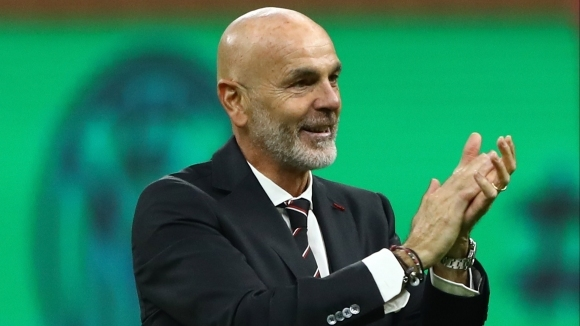 Наставникът на Милан Стефано Пиоли похвали Рома, който е утрешният