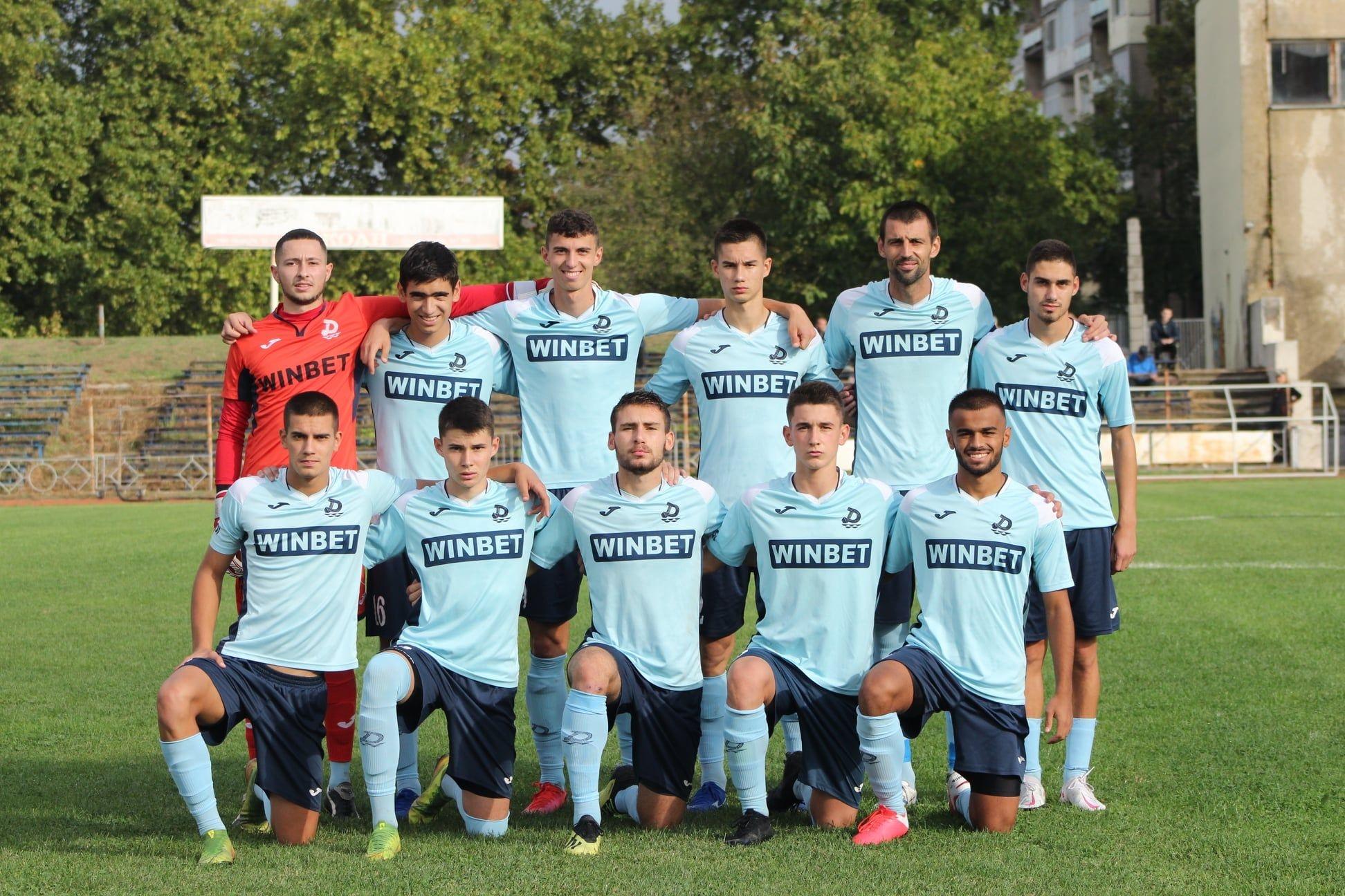 Отборът на Устрем Д (Дончево) загуби у дома с 0:1