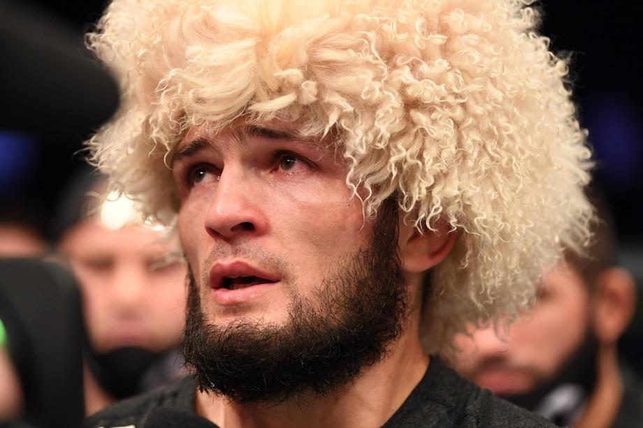 Руският боец и шампион на UFC в лека категория Хабиб