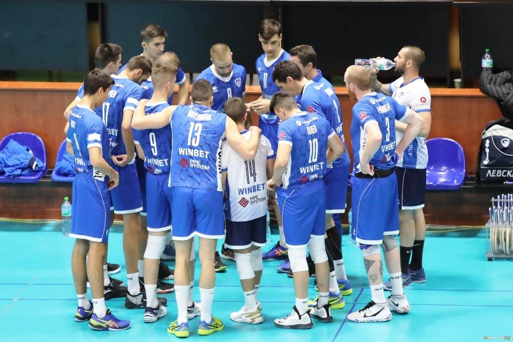 Още един волейболист на Левски е дал положителна проба за