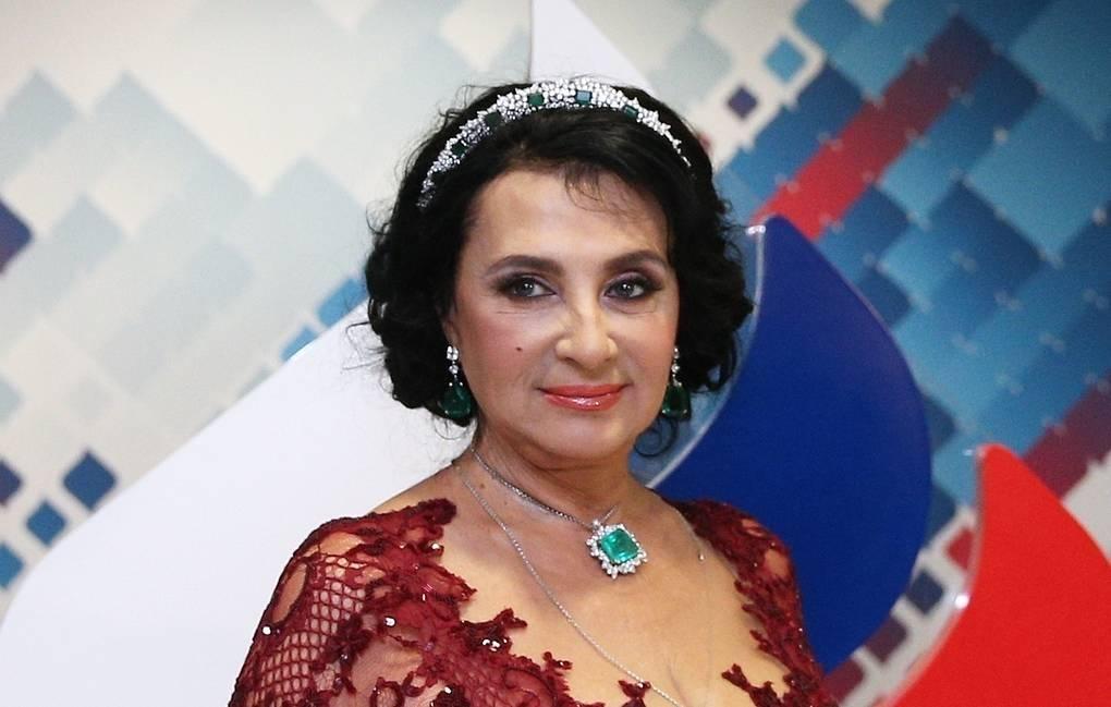 Действащият президент на руската федерация по художествена гимнастика Ирина Винер-Усманова
