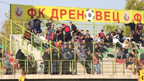 Академик (Свищов) победи с 2:0 като в отложен мач от