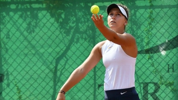 Българката Гергана Топалова отпадна във втория кръг на международния турнир