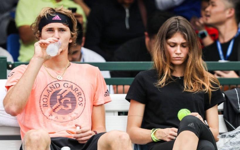 На германската тенис звезда Александър Зверев май ще му е