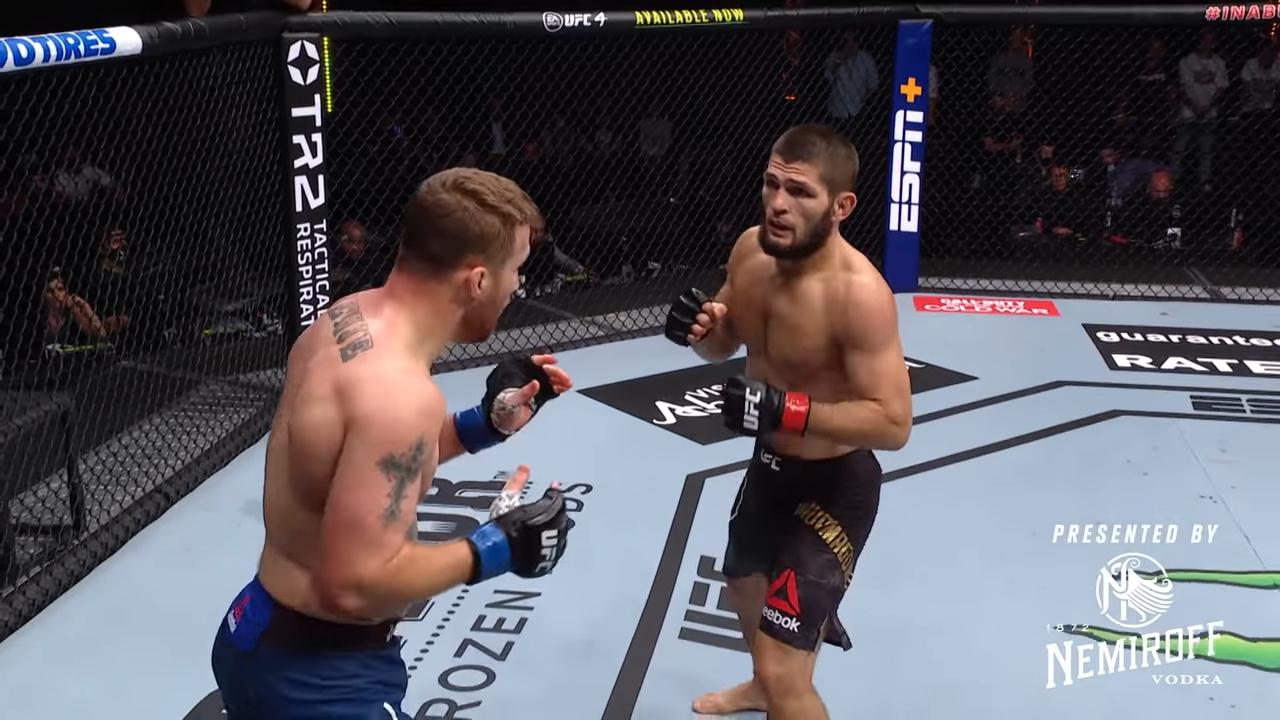 Миналия уикенд в Абу Даби станахме свидетели на събитието UFC