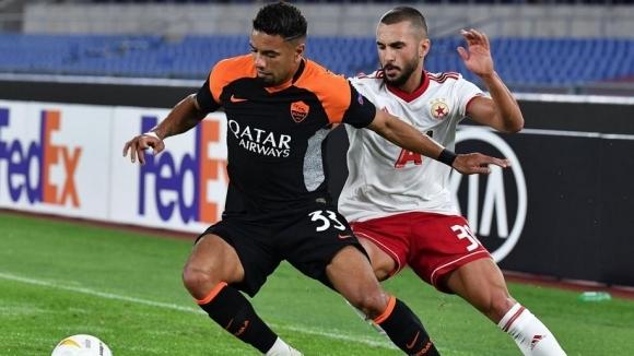 Станаха ясни стартовите състави на Рома и ЦСКА-София, които излизат