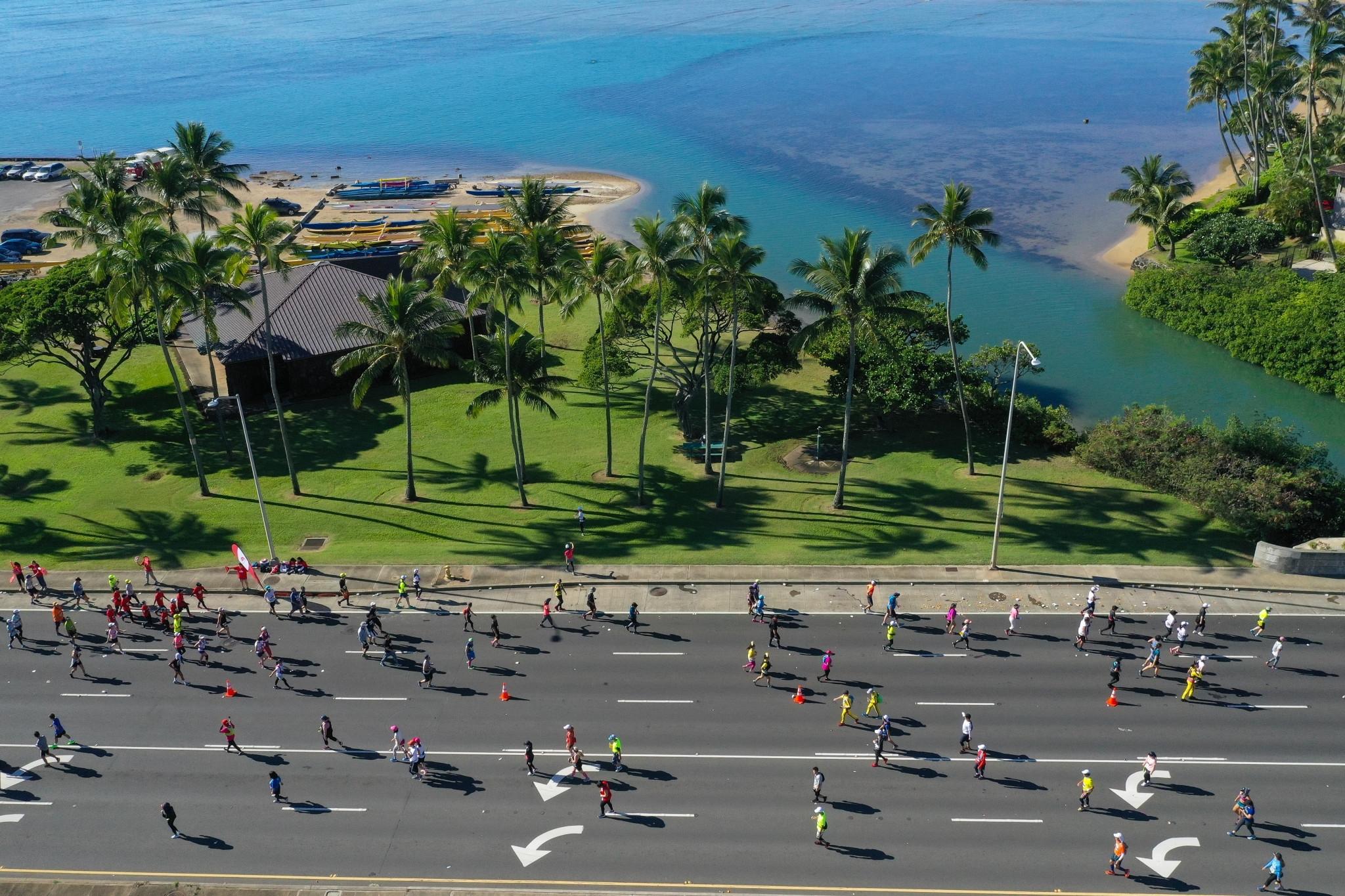 Снимка: И маратонът на Хонолулу беше отменен