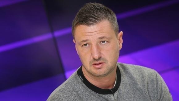 Бившият съдия в Първа лига и досегашен маркетингов специалист Таско