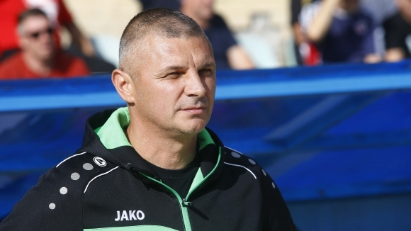 Старши треньорът на Вихрен (Сандански) и бивш национал на България