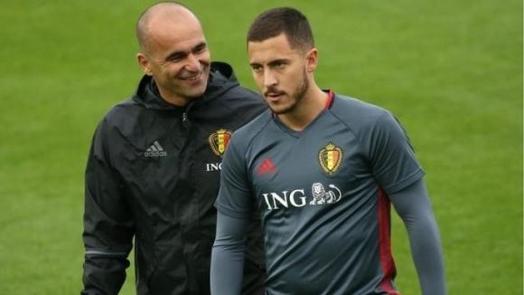 Отсъствието на Еден Азар от националния отбор на Белгия е