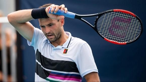 Единственият българин в тенис елита Григор Димтиров говори пред ВВС