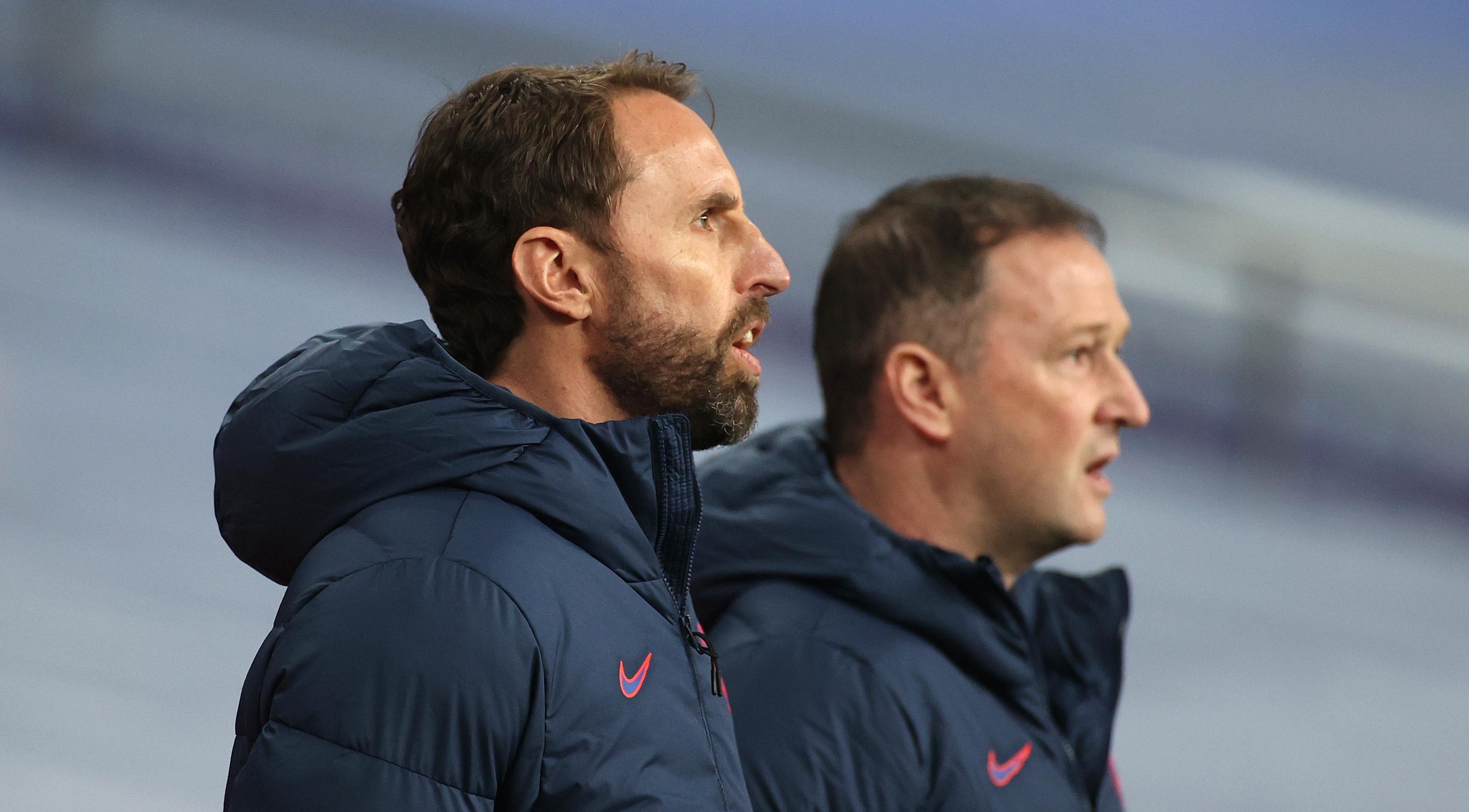 Селекционерът на Англия Гарет Саутгейт подкрепя водещите клубове в Премиър