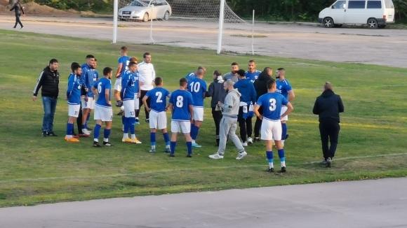 Спартак (Варна) победи Лудогорец 3 с 1:0 в отложен двубой