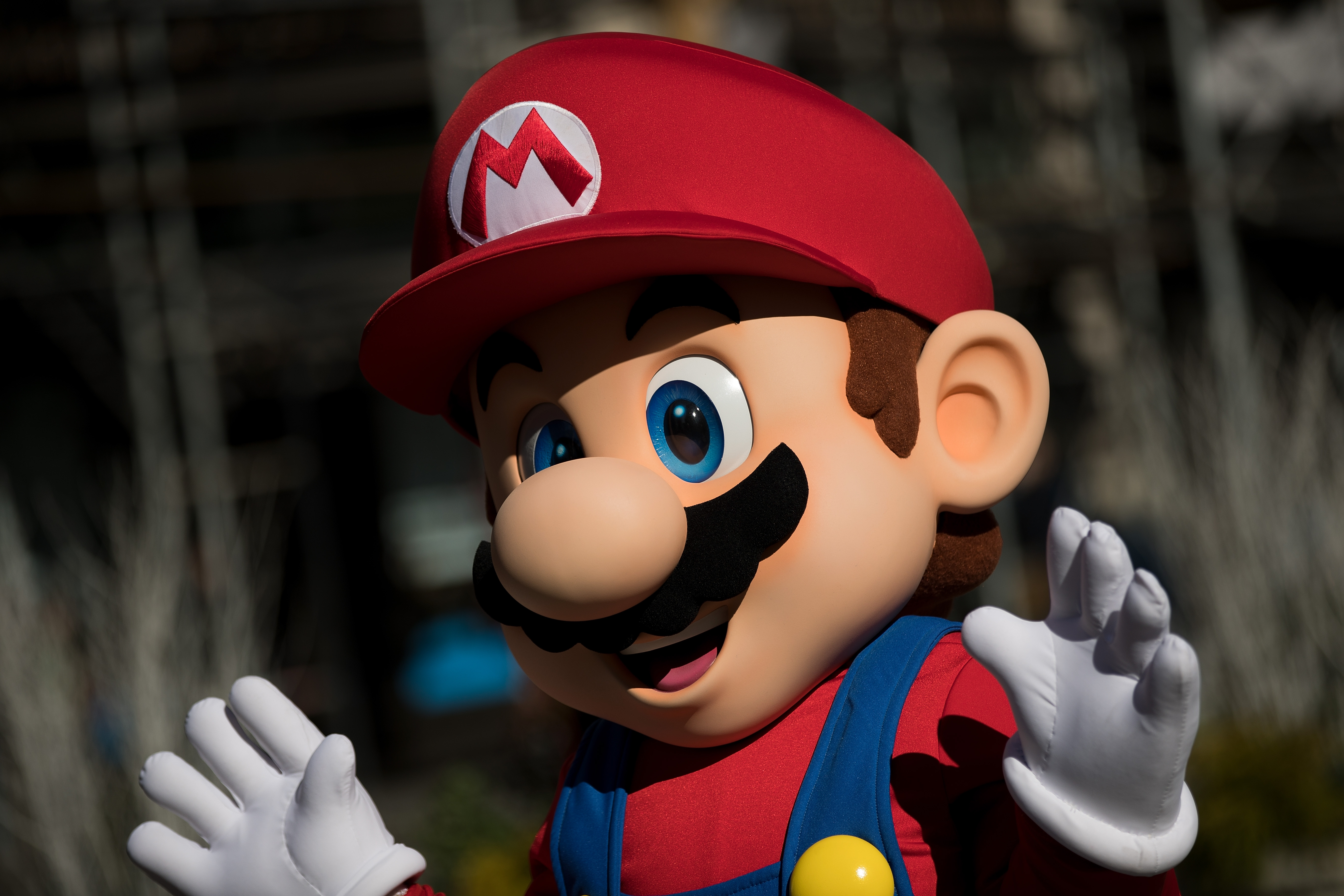 Когато Nintendo създават Super Mario преди повече от 30 години,