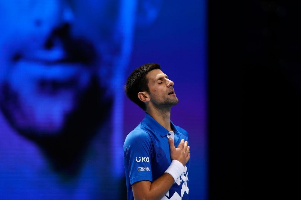 Световният номер 1 в мъжкия тенис Новак Джокович заяви, че