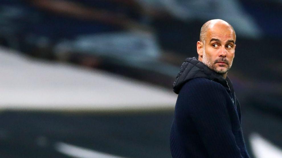 Мениджърът на Манчестър Сити Джосеп Гуардиола остана разочарован от поражението