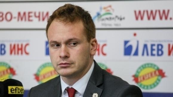 Изпълнителният директор на Добрин Гьонов изказа своето мнение след равенството