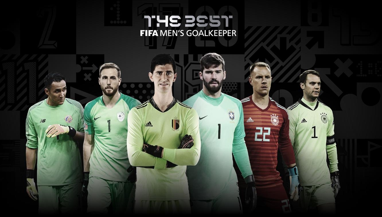 """ФИФА разкри имената на номинирани за приза """"Най-добър вратар"""" за"""