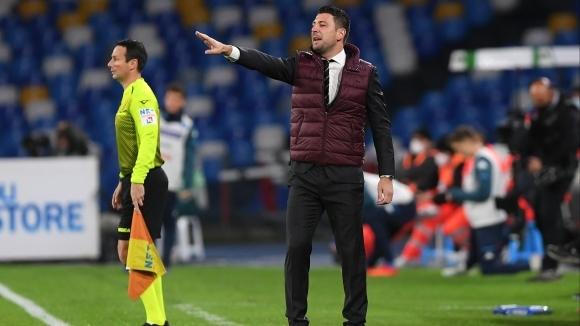 Треньорът на Милан категорично изключи възможността неговият отбор да се
