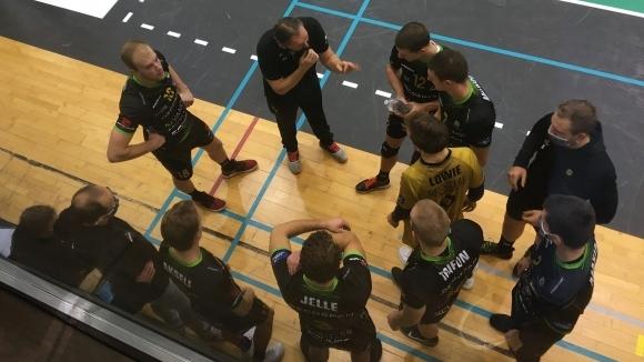 Българският волейболист Трифон Лапков и неговият Волей Менен ще пропуснат