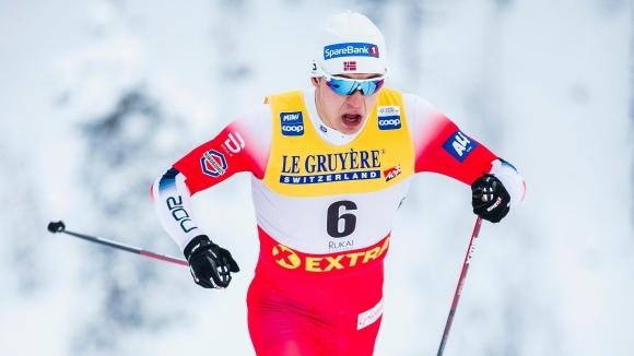 Норвежецът Ерик Валнес спечели класическия спринт в Рука (Финл), с