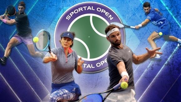 """Единственото българско тв предаване за тенис """"Sportal Open"""" се завръща"""