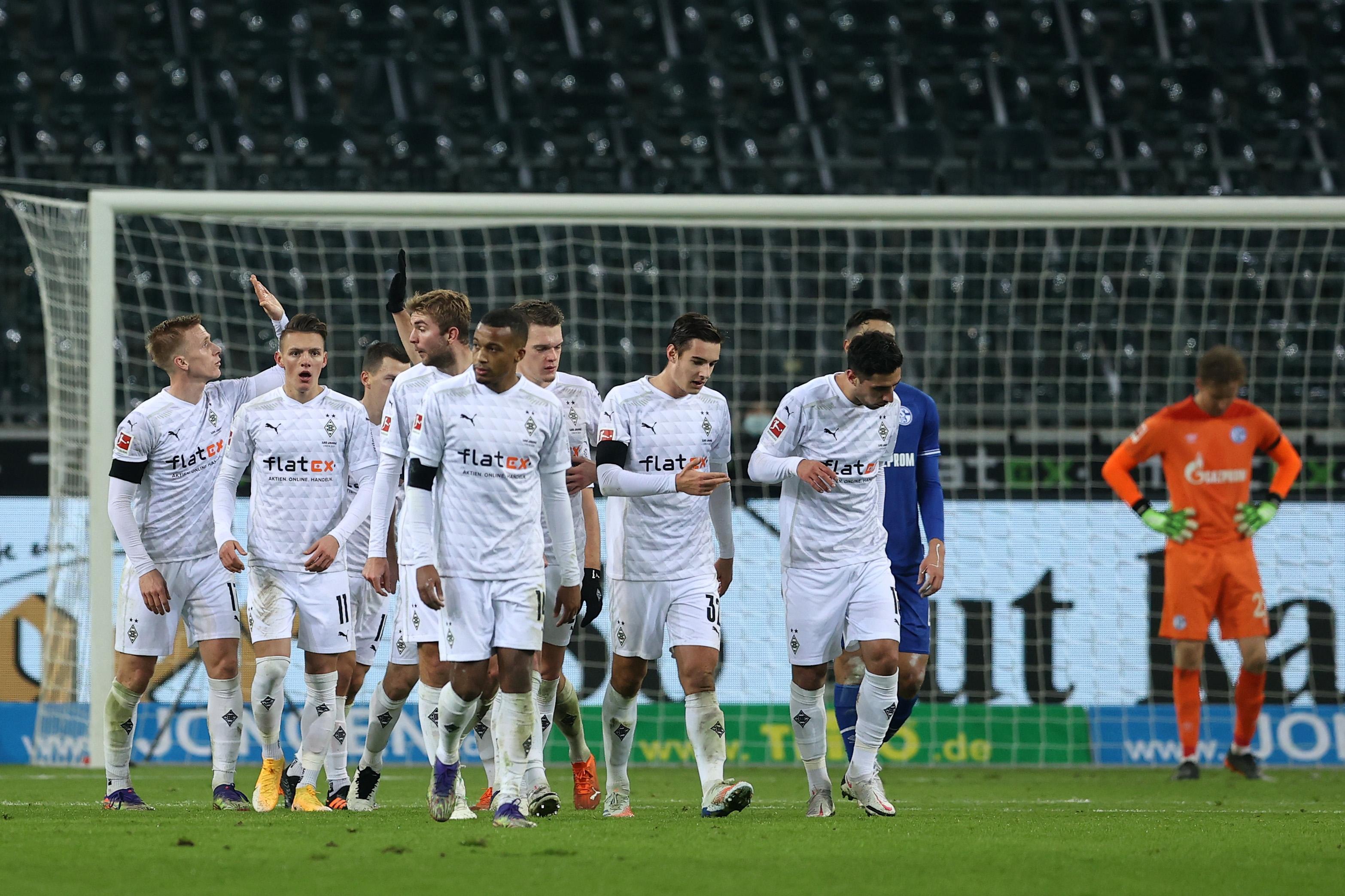 Правещият фурор в Шампионската лига тим на Борусия (Мьонхенгладбах) се