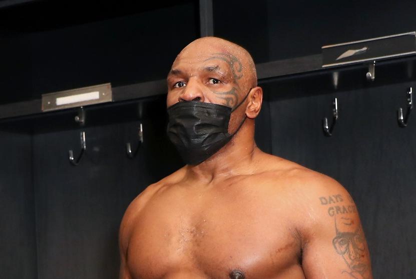 Един от най-великите боксьори на всички времена Майк Тайсън веднъж
