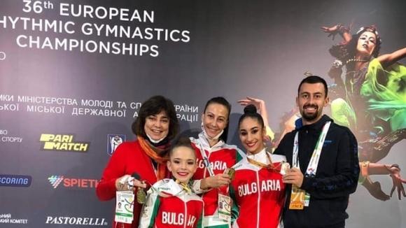 Старши-треньорът на националния отбор девойки по художествена гимнастика Валентина Иванова