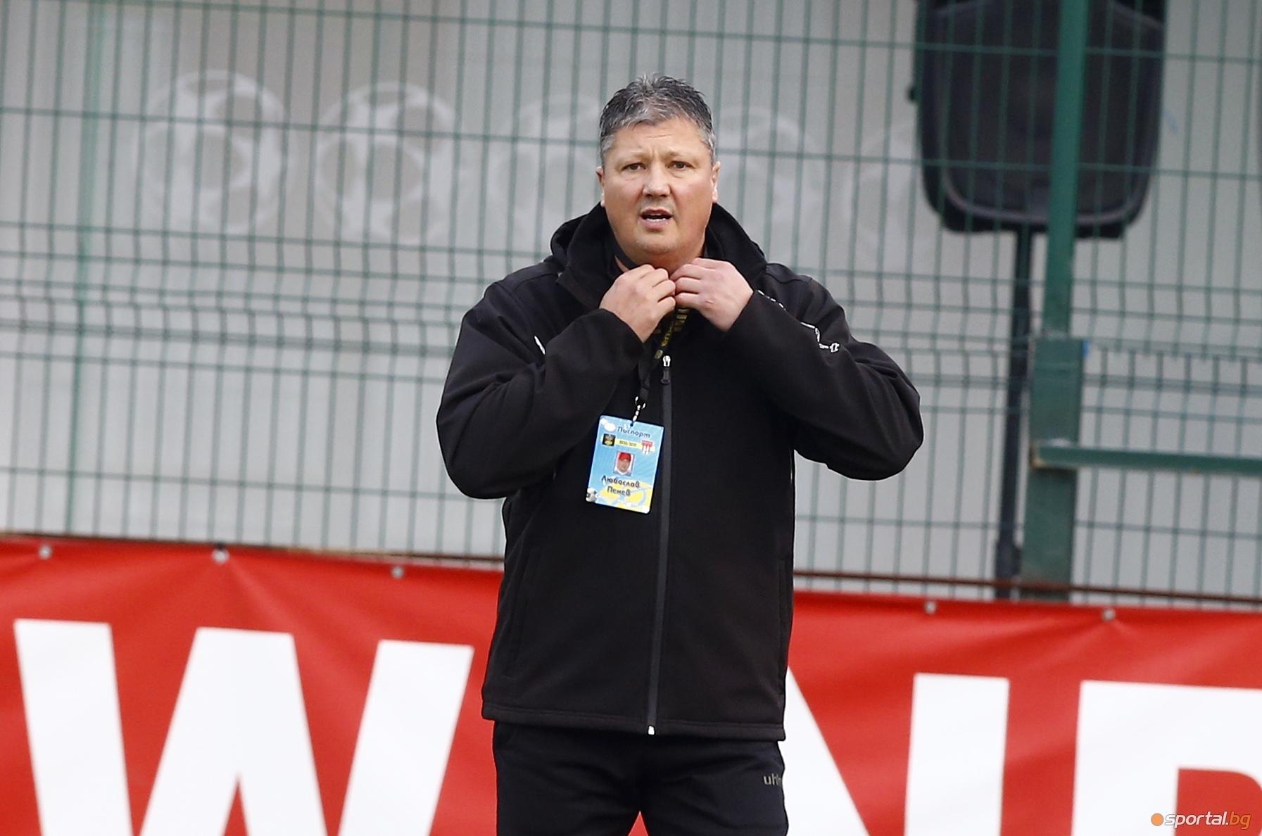 Треньорът на Царско село - Любослав Пенев, е сред вариантите